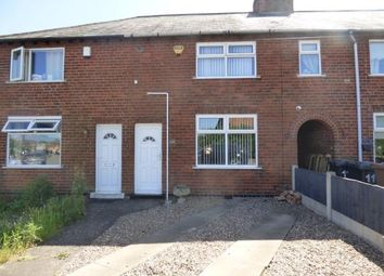 Thumbnail 2 bed terraced house for sale in Victor Crescent, Sandiacre, Nottingham, Nottinghamshire
