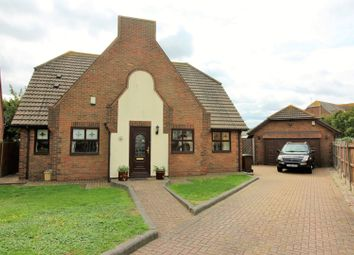 Thumbnail 3 bed detached bungalow for sale in Seaway, Canvey Island