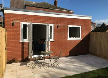 Thumbnail 1 bed bungalow to rent in 7 Landguard Road, Southampton