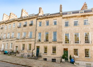 Thumbnail 5 bedroom terraced house for sale in Lansdown Place East, Bath