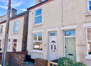 Thumbnail 2 bed terraced house to rent in Belt Road, Hednesford, Cannock