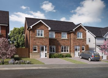 Thumbnail 3 bed semi-detached house for sale in The Aberlour, Cherry Hill, Margaretvale Drive, Larkhall, South Lanarkshire