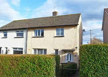 Thumbnail 3 bed semi-detached house for sale in Brynglas, Gilwern, Abergavenny, Monmouthshire