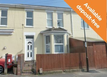 Thumbnail 1 bed flat to rent in Macnaghten Road, Southampton