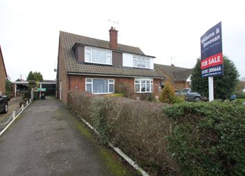 Thumbnail 3 bed property for sale in Westbury, Ashingdon, Rochford