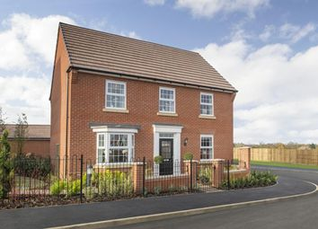 "Thumbnail 4 bedroom detached house for sale in ""Avondale"" at Michaels Drive, Corby"