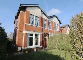 Thumbnail 5 bed semi-detached house for sale in Station Road, New Longton, Preston