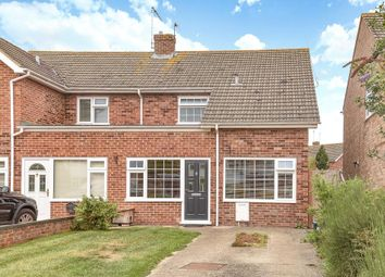 Thumbnail 3 bed semi-detached house for sale in Churchhill Road, Didcot