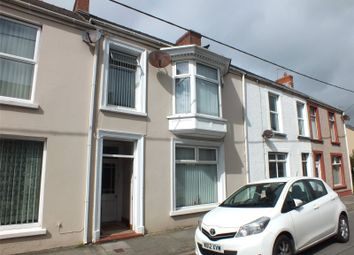 Thumbnail 4 bed terraced house for sale in Priory Road, Milford Haven, Pembrokeshire