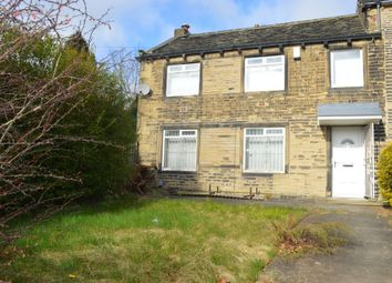 Thumbnail 3 bed terraced house for sale in Sheepridge Road, Huddersfield