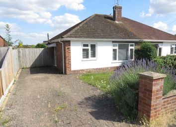 Thumbnail 2 bed semi-detached bungalow for sale in The Link, Andover