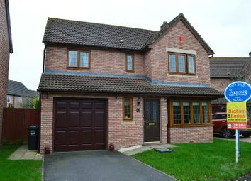 Thumbnail 4 bed detached house for sale in Market Avenue, St Georges, Weston-Super-Mare