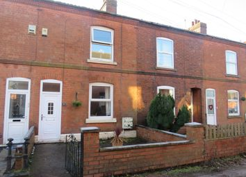 Thumbnail 2 bed terraced house for sale in St Johns Road, Asfordby Hill, Melton Mowbray