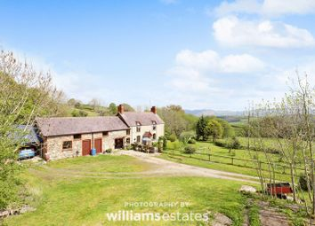 Thumbnail 3 bed detached house for sale in Pwllglas, Ruthin