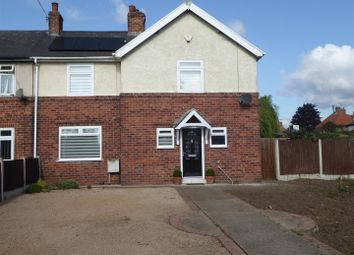 Thumbnail 2 bed semi-detached house for sale in Doncaster Road, Langold, Worksop