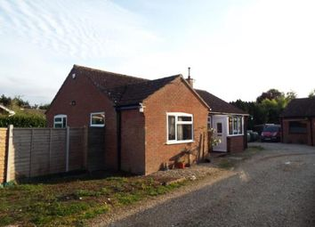 Thumbnail 3 bed bungalow for sale in Mileham, King's Lynn