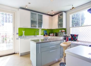 Thumbnail 3 bed end terrace house to rent in Flanders Road, London