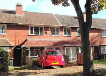 Thumbnail 3 bed terraced house for sale in Grindleford Road, Birmingham