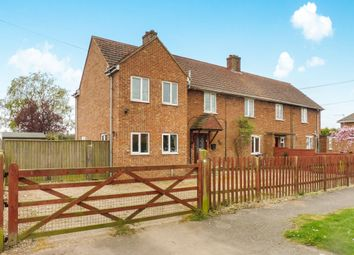 Thumbnail 4 bedroom semi-detached house for sale in Churchfield Road, Outwell, Wisbech