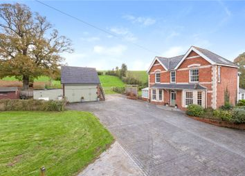 Thumbnail 5 bed detached house for sale in Exmouth Road, Lympstone, Exmouth, Devon