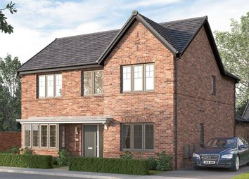 "Thumbnail 4 bed detached house for sale in ""The Ramsbury"" at Wallef Road, Brailsford, Ashbourne"