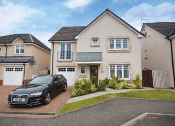 Thumbnail 4 bed detached house for sale in Orissa Drive, Dumbarton