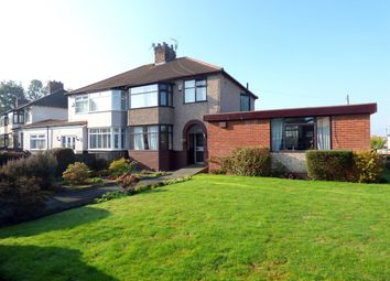 Thumbnail 3 bed semi-detached house for sale in Pilch Lane East, Huyton With Roby, Liverpool
