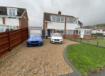 Thumbnail 2 bed semi-detached house for sale in Greenleaf Gardens, Polegate, East Sussex