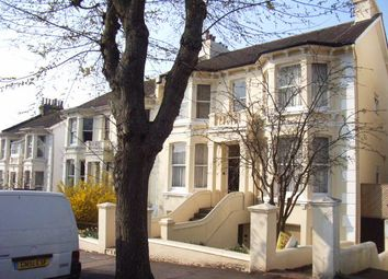 Thumbnail 1 bed flat to rent in Beaconsfield Villas, Brighton