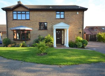 Thumbnail 4 bedroom detached house for sale in Grove Road, Carlton Colville, Lowestoft