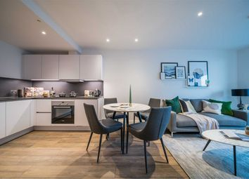 Thumbnail 1 bed flat to rent in Three Colts Lane, London