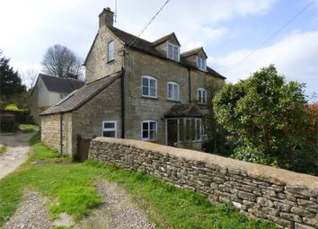 Thumbnail 2 bed semi-detached house for sale in Burleigh, Stroud