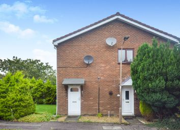 Thumbnail 2 bed flat for sale in Threipmuir Place, Balerno