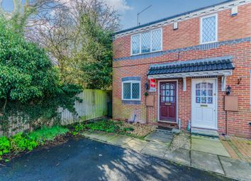 Thumbnail 2 bed end terrace house for sale in Delamere Drive, Walsall