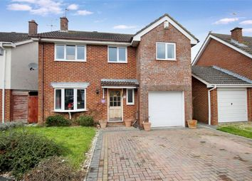 Thumbnail 4 bedroom detached house for sale in Warbeck Gate, Grange Park, Swindon