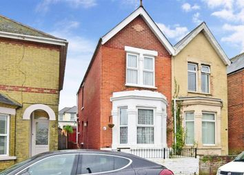 Thumbnail 2 bed semi-detached house for sale in Grange Road, East Cowes, Isle Of Wight