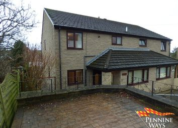 Thumbnail 3 bed semi-detached house for sale in Capel Avenue, Haltwhistle, Northumberland