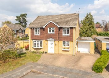 Thumbnail 4 bed detached house for sale in Pennington Drive, Weybridge, Surrey