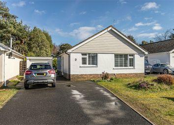 Thumbnail 2 bed detached bungalow for sale in Leeson Drive, Ferndown, Dorset