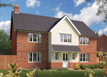 "Thumbnail 5 bed detached house for sale in ""The Truro"" at Farrier Gardens, Eccleshall, Stafford"