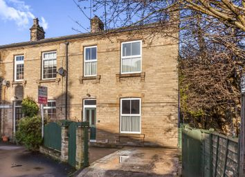 Thumbnail 4 bed end terrace house for sale in Milton Square, Heckmondwike