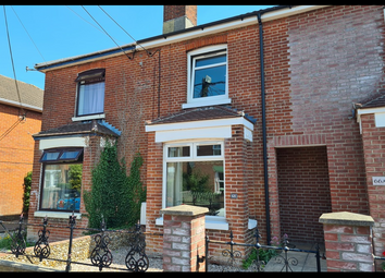 3 bed terraced house for sale in Fishers Road, Eling, Totton SO40