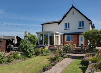 4 bed detached house for sale in Hillersland, Coleford, Gloucestershire. GL16