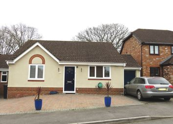 Thumbnail 3 bed detached bungalow for sale in Mallard Gardens, Hedge End, Southampton