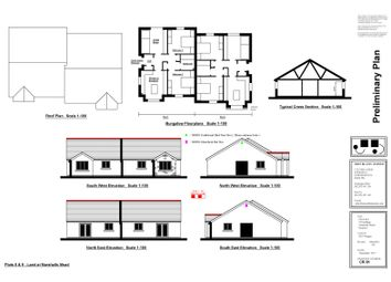Thumbnail 2 bed bungalow for sale in Marshalls Mead, Beaford, Winkleigh