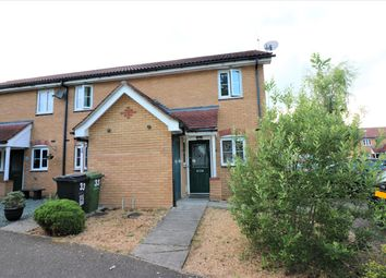 Thumbnail 2 bedroom end terrace house for sale in Geneva Walk, Toftwood