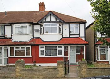 Thumbnail 3 bed property to rent in Sherwood Park Road, Mitcham