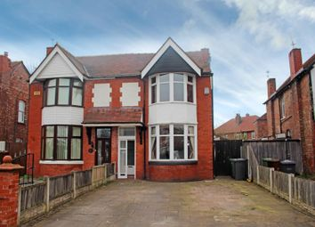 Thumbnail 3 bed semi-detached house for sale in Cardigan Road, Hillside, Southport