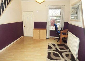 Thumbnail 3 bed terraced house for sale in Folly Lane, Warrington
