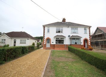 Thumbnail 2 bed semi-detached house to rent in Doddinghurst Road, Pilgrims Hatch, Brentwood